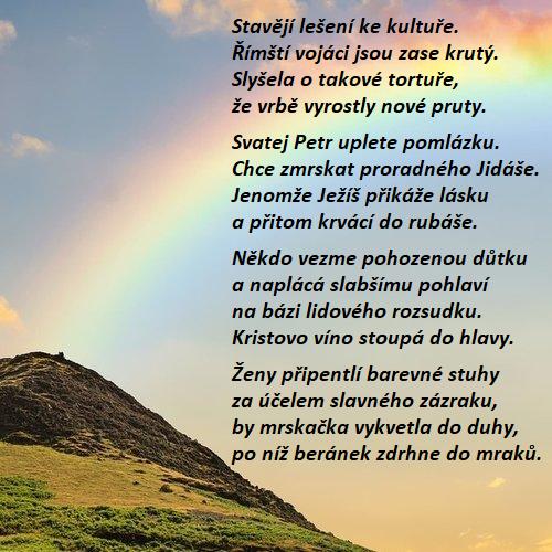 Velikonoční báseň