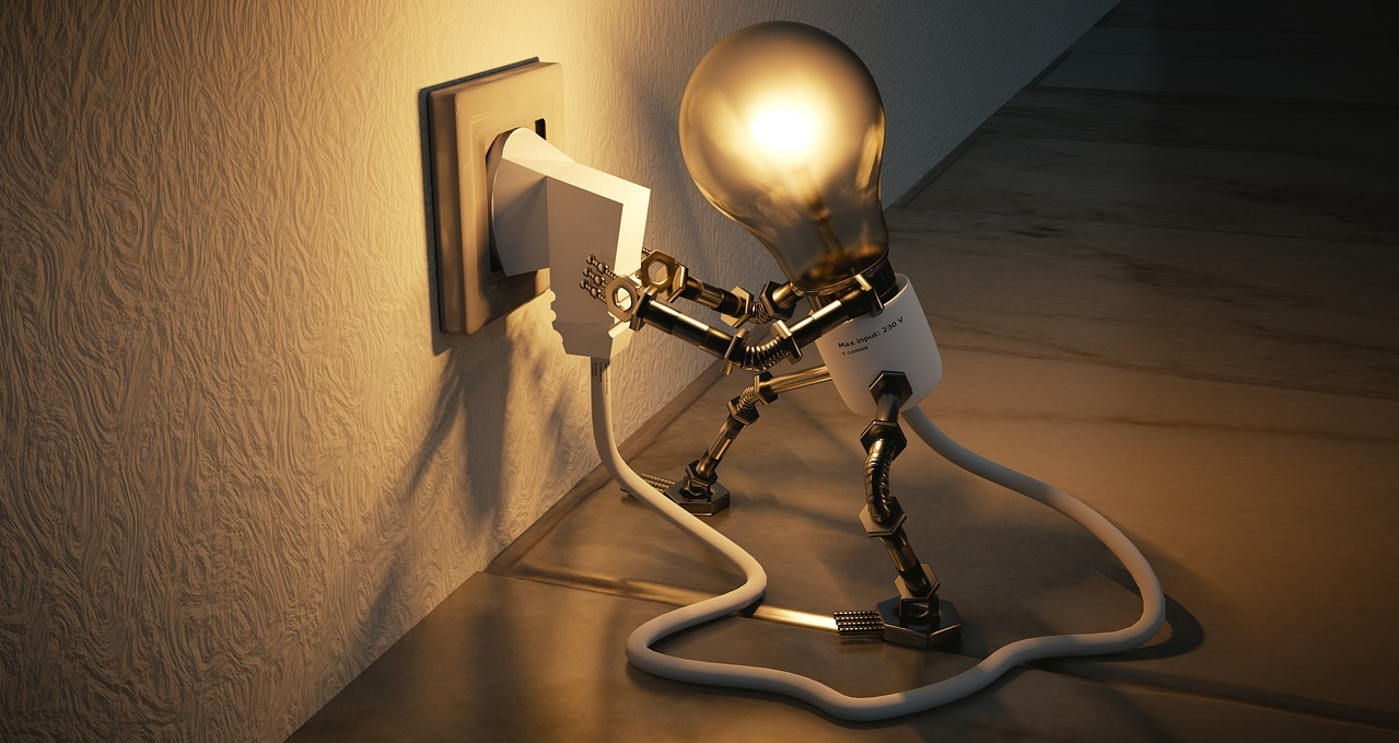 Cena elektřiny 2020