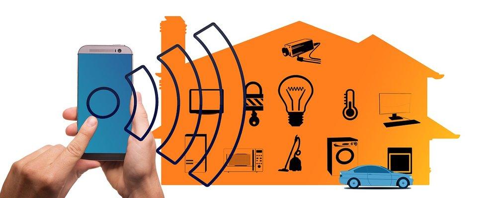 Chytrá domácnost, inteligentní elektroinstalace, smart home