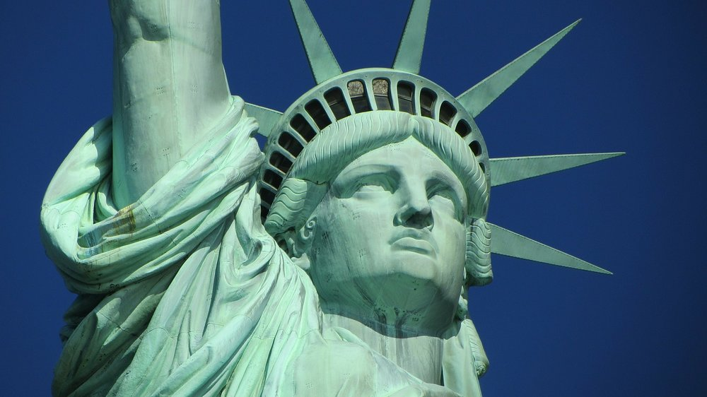 USA, Socha Svobody
