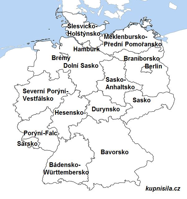 Státní svátky - Německo 2018