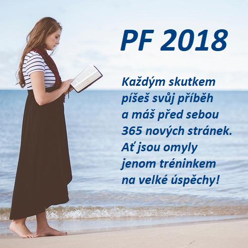 PF 2018 zdarma ke stažení