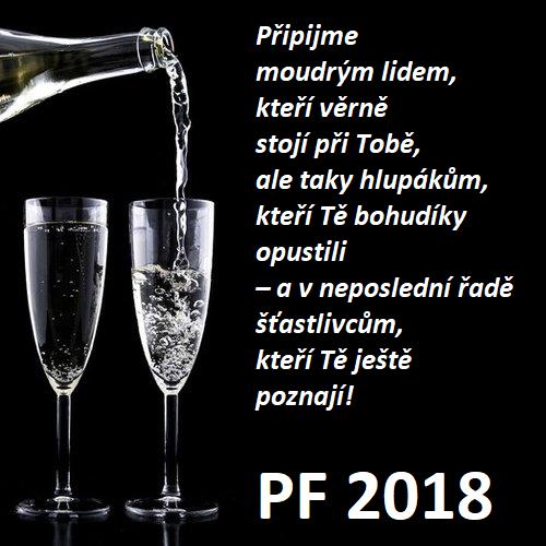 PF 2018 - text a obrázek
