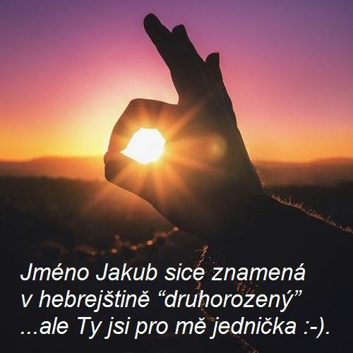 přání k svátku jakub 25.7. má svátek Jakub! Tady je blahopřání   KupníSíla.cz přání k svátku jakub