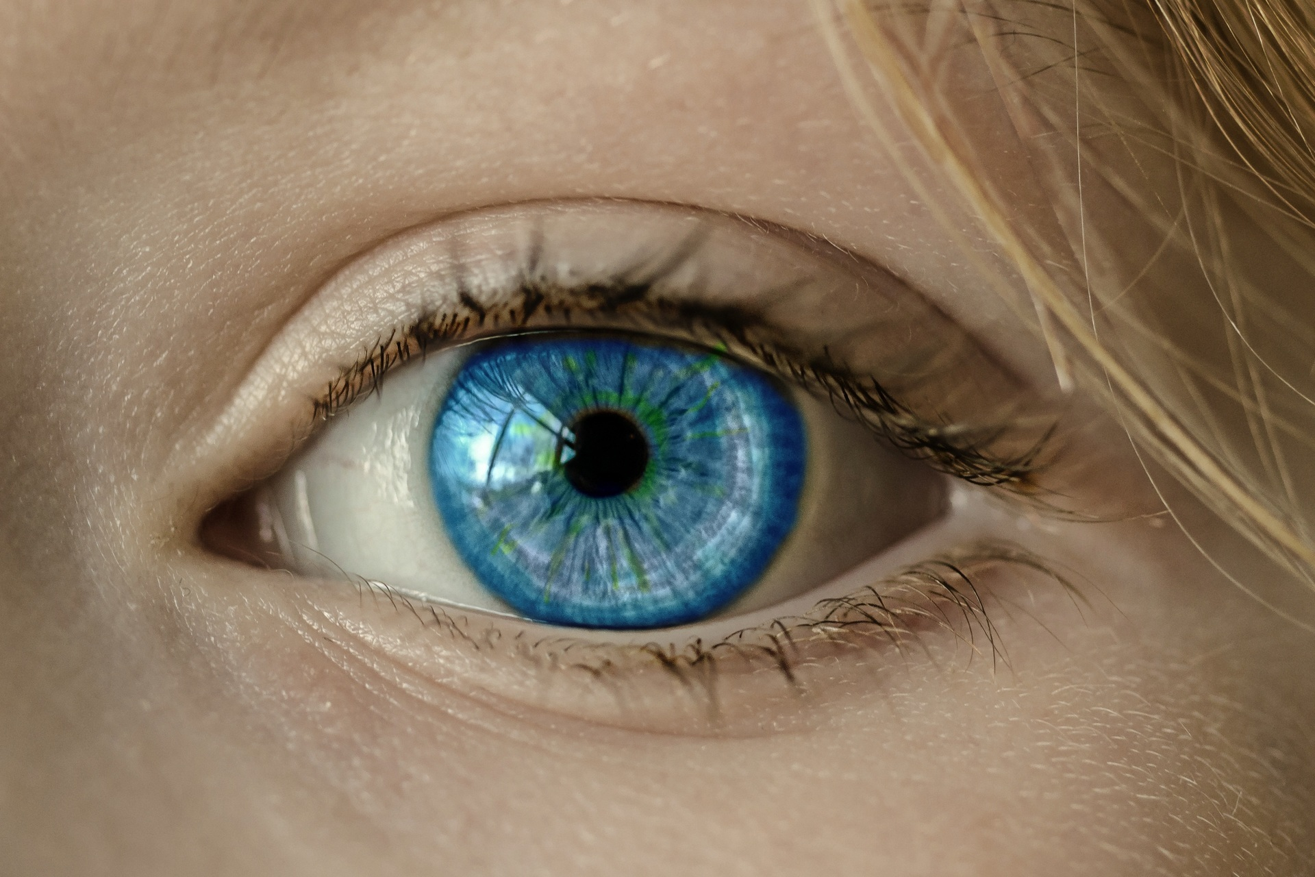 optometrista asztal a látás vizsgálatához
